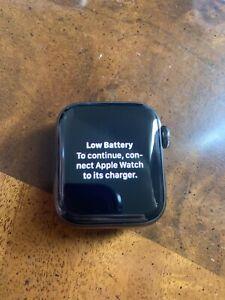 apple watch series 6 locked used 40mm GPS+LTE