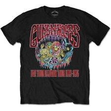 OFFICIAL LICENSED - GUNS N ROSES - USE YOUR ILLUSION MONSTERS T SHIRT ROCK METAL