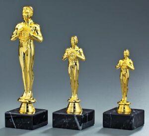 **10 Stück** Siegerfiguren mit Gravur (15, 18 oder 24cm), ab 4,50 Euro/Stk.