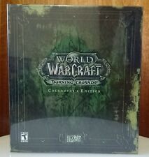World of Warcraft: Burning Crusade Collector's Edition W.o.W - MISB