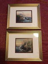 Thomas Kinkade Set Of 2 Light Of Peace And Beacon Of Hope Prints Of Lighthouses