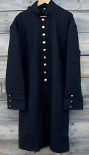 Civil war union federal single breasted frock coat   46