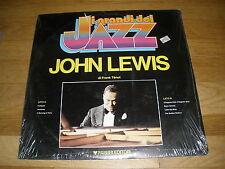 JOHN LEWIS ji gran di del jazz LP Record - Sealed