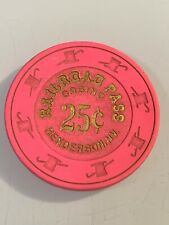 New listing Railroad Pass $.25 Casino Chip Henderson Nevada 3.99 Shipping