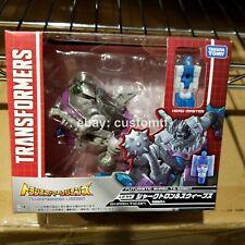 Takara Transformers Legends LG-44 Sharkticon & Sweeps Headmasters *H4