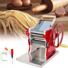 NEW Multi-functional Manual Noodle Pasta Dumpling Skin Maker Machine Pie Maker