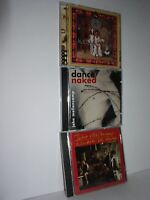3 John Mellencamp CDs: Whenever We Wanted-Dance Naked-Mr.Happy Go Lucky