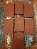 N. Gogol collected works 7vol.; Гоголь Собр. Соч. 7т.; Russische Klassiker UdSSR
