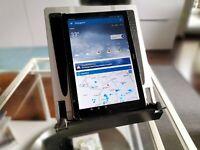Für Huawei MediaPad T10 Desk Ständer Halterung Halter HR / RICHTER 360° drehbar