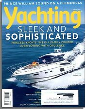 Yachting - 2014, May - Princess Yacht's V48, Prince William Sound AK, Abacos