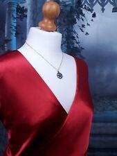 Hombres Damas Unisex Colgante Collar pentagrama creencia medieval símbolo Alquimia