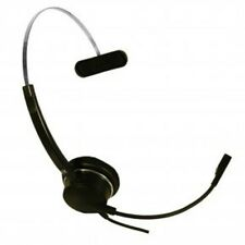 Headset + NoiseHelper: BusinessLine 3000 Flex monaural Telekom T-Sinus Sinus 405