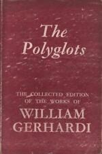 The Polyglots(Hardback Book)William Gerhardi-Macdonald&Co-UK--1947--Acceptable