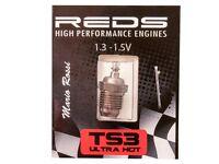 REDS Racing TS3 Turbo Glühkerze Ultra Hot # Made in Japan OS