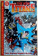 The New Teen Titans #61 Vf/Nm Dc 1989