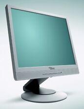 "Fujitsu Siemens B17-2 43,2cm (17"") LCD Monitor 8ms VGA DVI Grau mit Lautsprecher"