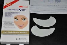 MAX2 Coenzyme Q10 Under Eye Pads Patches x 50 Eyelash Extension Lint Free