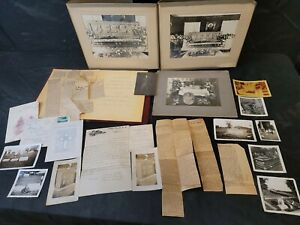 Open Casket Post Mortem 1910 Baby Cabinet Card Photograph Funeral Cemetery Lot