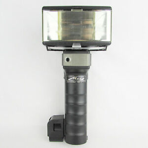 METZ Mecablitz 60 CT-4 Handheld flash vintage photography