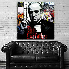 Poster Mural The Godfather Pop Art 40x40 inch (100x100 cm) on Adhesive Vinyl #10