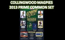 2013 AFL SELECT PRIME COLLINGWOOD MAGPIES 12 CARD COMMON TEAM SET PENDLEBURY