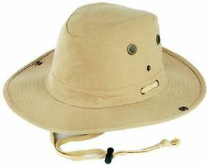 Misty Mountain Aussi Style Outback Hats with Snap Up Sides