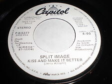 Split Image: Kiss And Make It Better / (Same) 45 - Disco Boogie