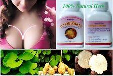 100 Pills Pueraria Mirifica Natural Herb Breast Enlargement Enhancement Bigger.