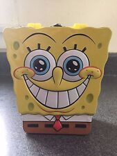 "SpongeBob Lunch Box 7"" x 6"" x 3""  Square Pants"