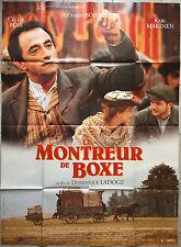 Affiche LE MONTREUR DE BOXE Lucky Punch RICHARD BOHRINGER Cécilé Blois 120x160 *
