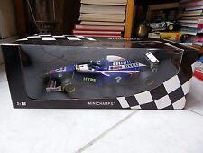 Williams Renault FW19 Heinz Harald Frentzen #4 1/18 Minichamps 1997 Formule 1 F1