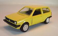 Conrad 1/43 Volkswagen VW Polo Coupe gelb #1593