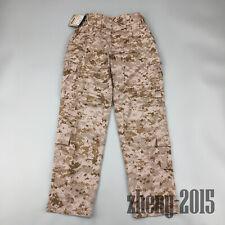 NWT NWU Type II Navy Seal AOR1 desert marpat FROG COMBAT FR Pants Trouser LR