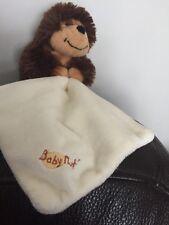 BABY NAT HEDGEHOG SOFT TOY plush  herisson igel erizo cuddly DOUDOU comforter