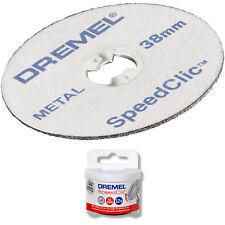 DREMEL EZ SpeedClic Metall-Trennscheiben SC456B (12 Stück)
