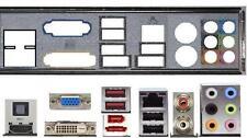 ATX diafragma i/o Shield asus m4a785g htpc OVP Io nuevo #94
