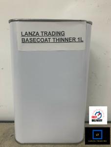 2k Universal Thinner 1L Basecoat 2k Lacquer Car Paint