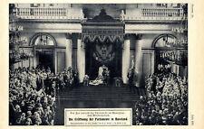 Thronrede d.russischen Zaren im Georgsaal zur Eröffnug der Parlamente von 1906