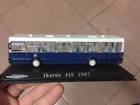 Atlas Bus IKARUS 415 1987 - 1:72 Scale Die-Cast Model