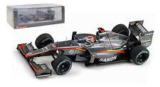 Spark S3011 HRT F1-10 #20 Belgium GP 2010 - Sakon Yamamoto 1/43 Scale