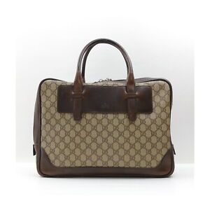 Gucci Business Bag  Browns PVC 2201711