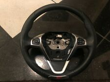 FORD FIESTA STEERING WHEEL ST FULL LEATHER CRUISE CONTROL GENUINE 2013-2017