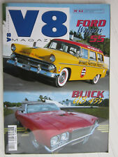 V8 N° 43 /FORD WAGON '55/BUICK GS 455/BUICK MASTER 1927/LINCOLN CONTINENTAL 1979