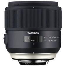 Tamron SP 35mm f/1.8 Di VC USD Lens Canon 1d, 5d, 6d,T5i,T4i,T7i, T6i, 80d