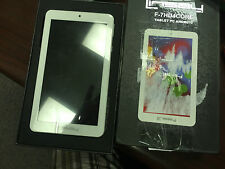 LINSAY F-7HD4CORE TABLET PC ANDROID-WHITE.