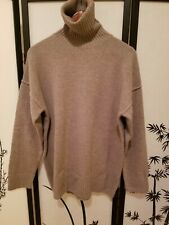ZARA OVERSIZED WOOL SWEATER 1509/117 Size S,M Stone