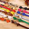 Fashion Women's Lady PU Leather Thin Narrow Bowknot Waist Belt Waistband Strap