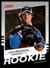 2008-09 Upper Deck Victory Rookie Zach Bogosian Rookie #324