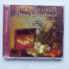 The great ladies sing Christmas BRENDA LEE CRYSTAL GAYLE .. 12034 2 CD ALBUM