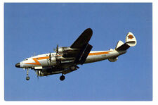 ARGO S.A. Airlines L749A-79-38 Constellation Postcard